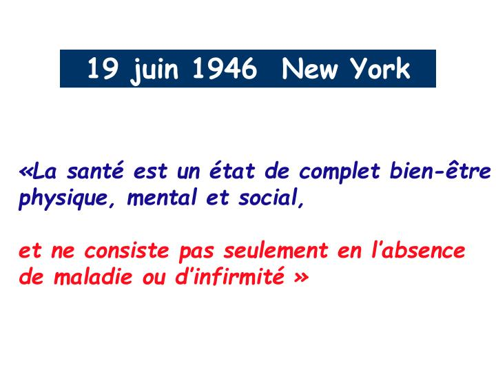 19 juin 1946  New York