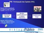 fpm participa o das capitais 10