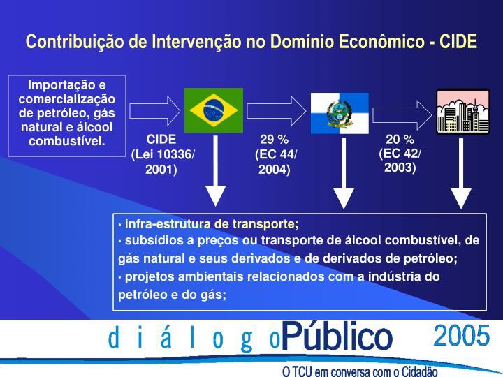 Importação e comercialização de petróleo, gás natural e álcool combustível.