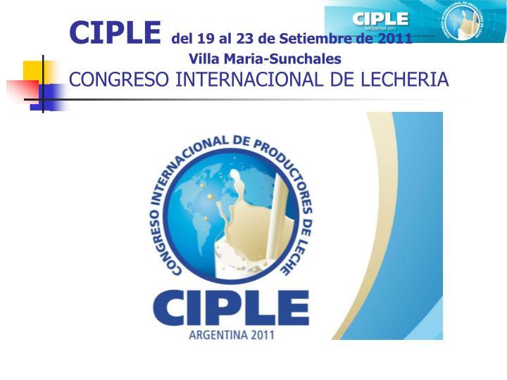 CIPLE