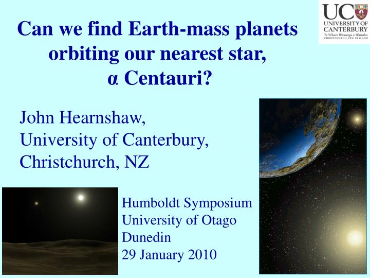 Can we find Earth-mass planets