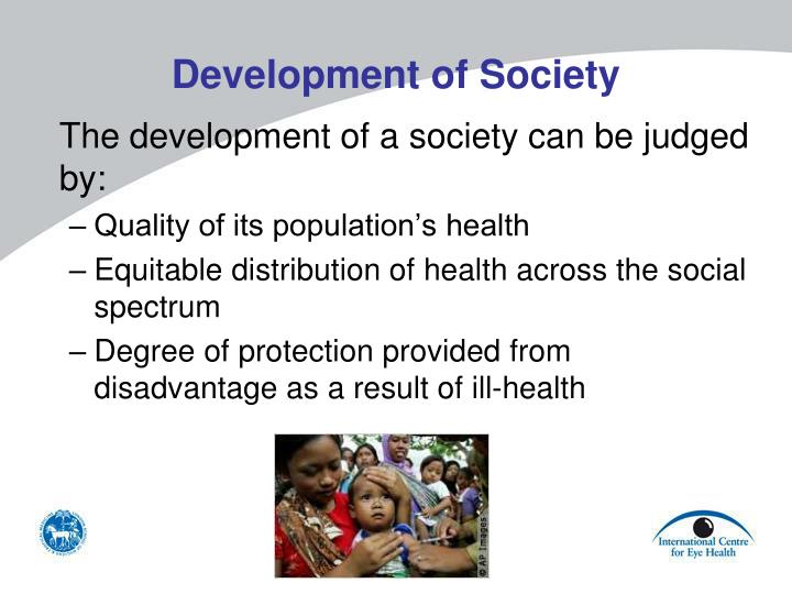 Development of Society