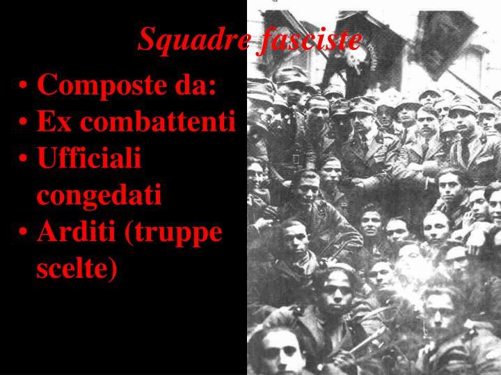 Squadre fasciste