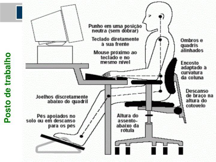 Posto de trabalho