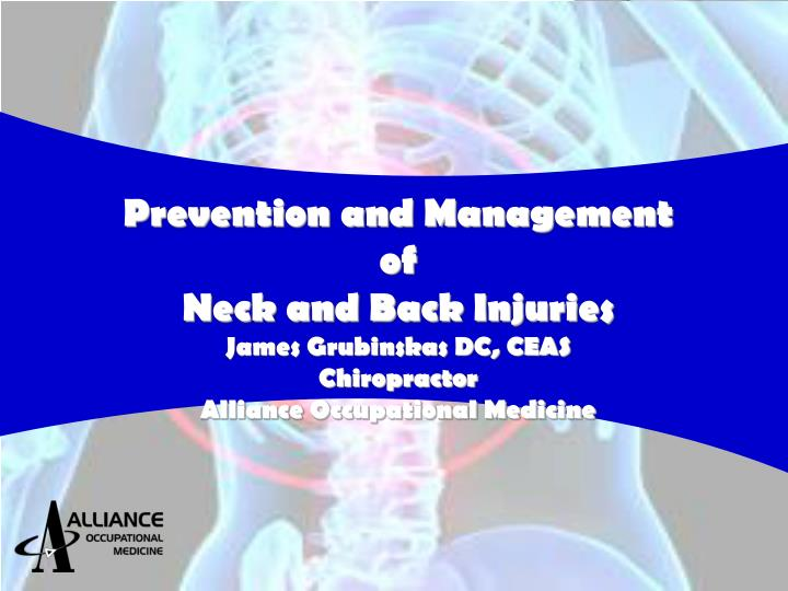 Chiropractic stress management powerpoint lecture 67 slides