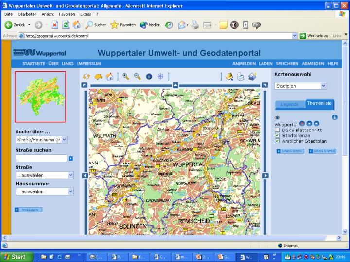 Mark Büdenbender FB 42 Geobasis.NRW, Michael Holter (Stadt Wuppertal)