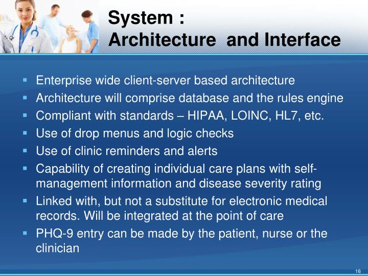 System :