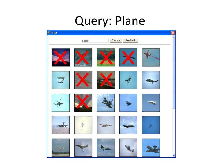 Query: Plane