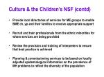culture the children s nsf contd1