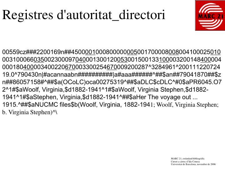 Registres d'autoritat_directori