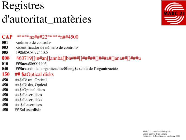 Registres d'autoritat_matèries