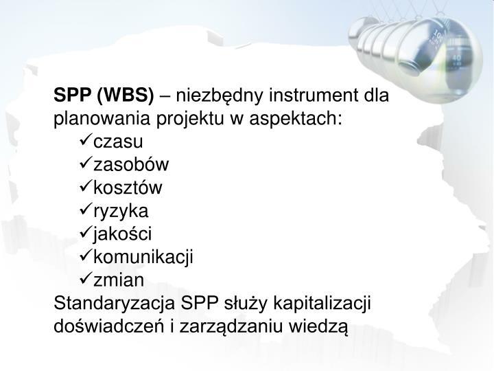 SPP (WBS)