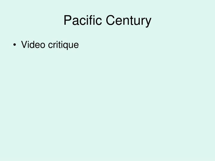 Pacific Century