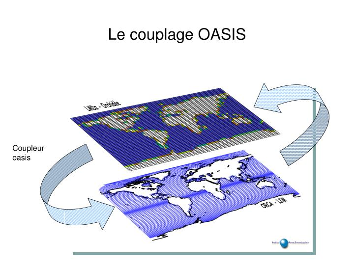 Le couplage OASIS