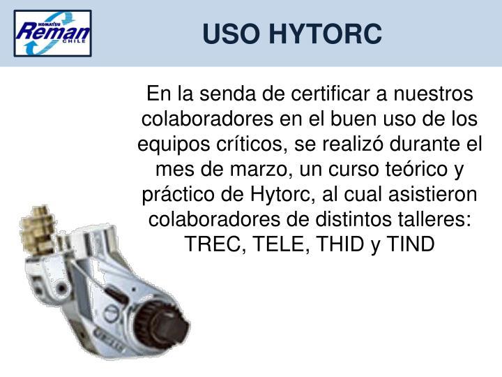 USO HYTORC