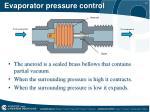evaporator pressure control2