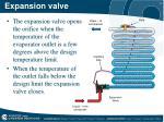 expansion valve1