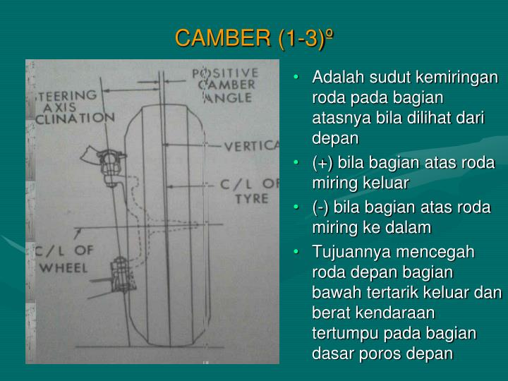 Camber 1 3