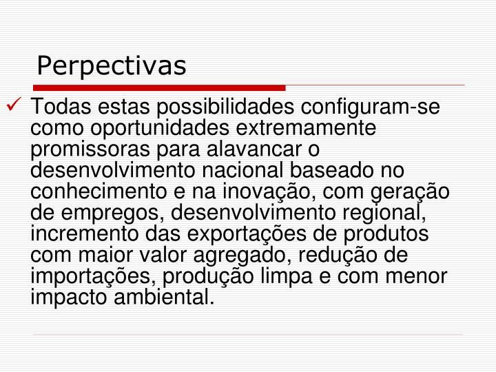 Perpectivas