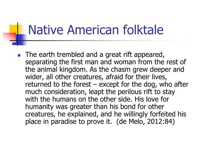 Native American folktale
