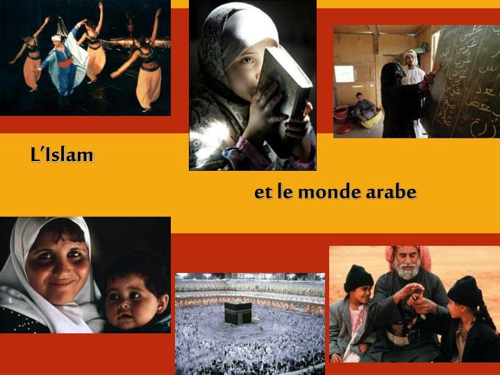 et le monde arabe