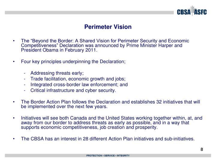 Perimeter Vision