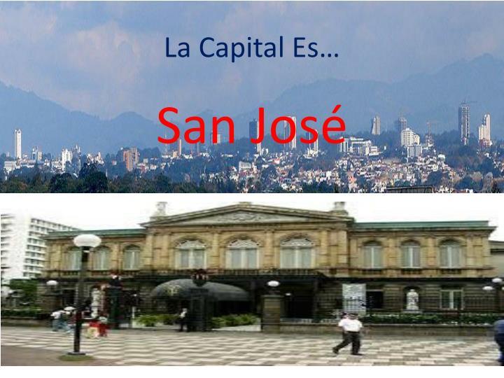 La Capital Es…