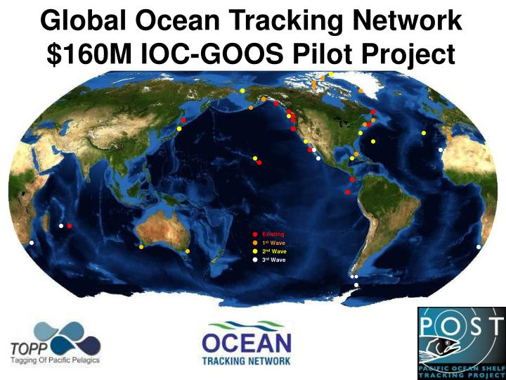 Global Ocean Tracking Network