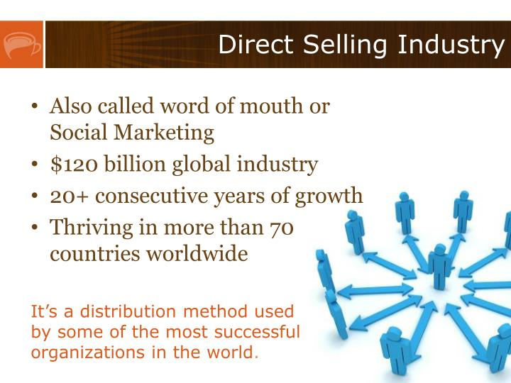 Direct Selling Industry
