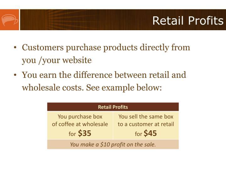Retail Profits