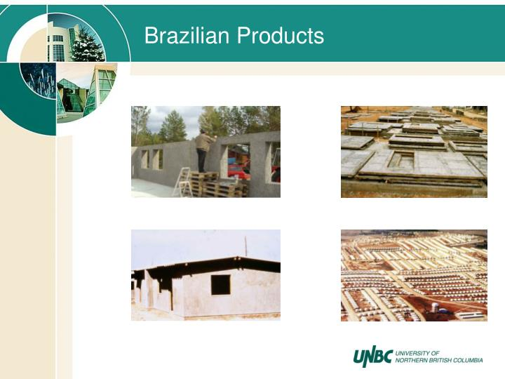 Brazilian Products