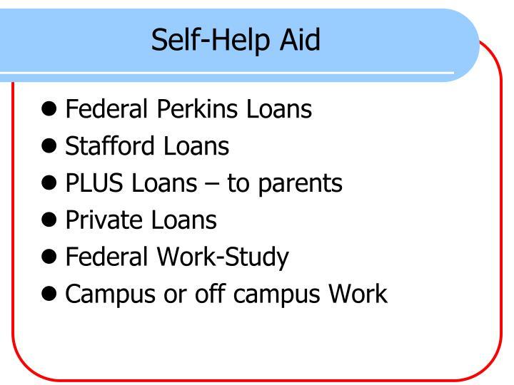 Self-Help Aid