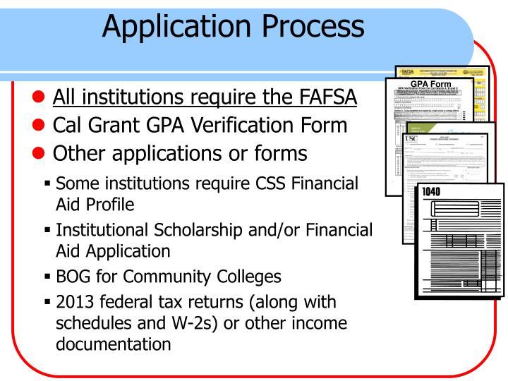 GPA Form