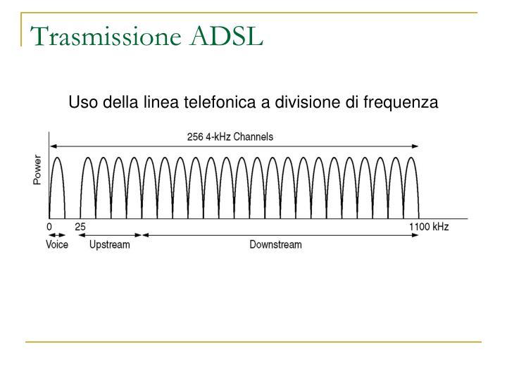 Trasmissione ADSL