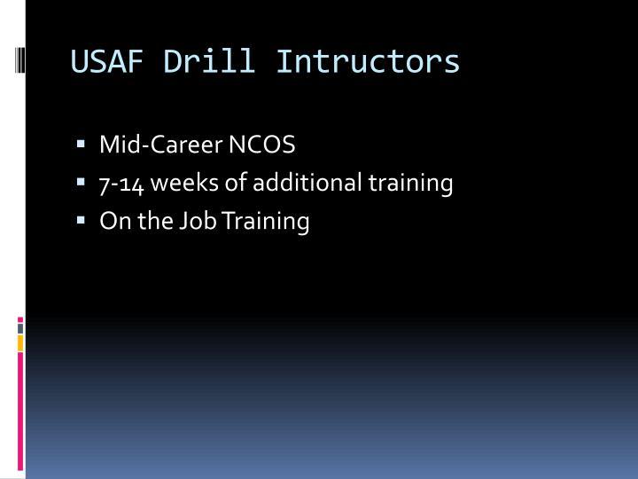 USAF Drill