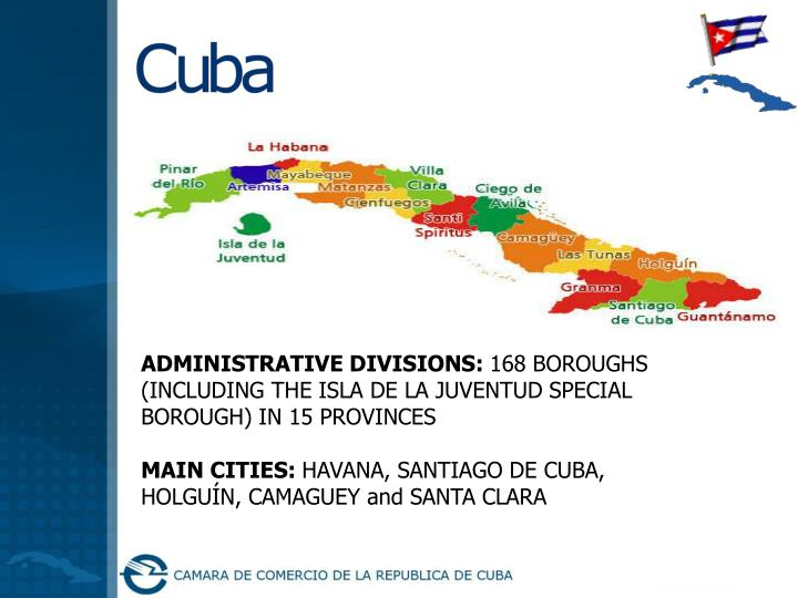 ADMINISTRATIVE DIVISIONS:
