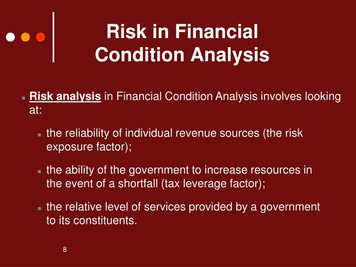 Risk in Financial