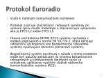 protokol euroradio
