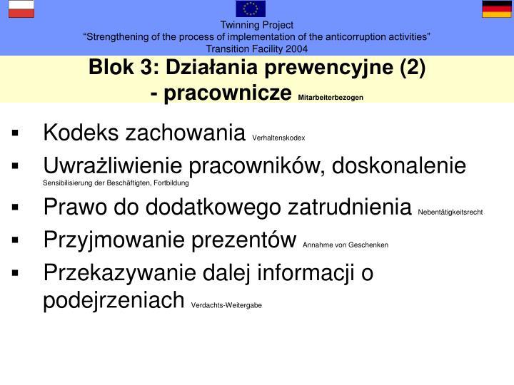 Blok 3