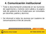 4 comunicaci n institucional