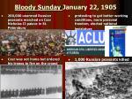 bloody sunday january 22 19051