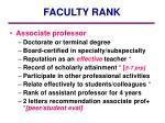 faculty rank2