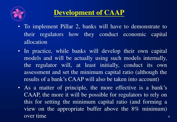 Development of CAAP