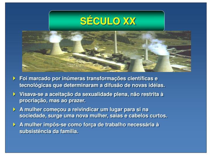 SÉCULO XX