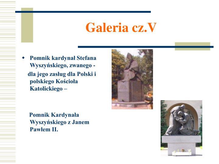 Galeria cz.V