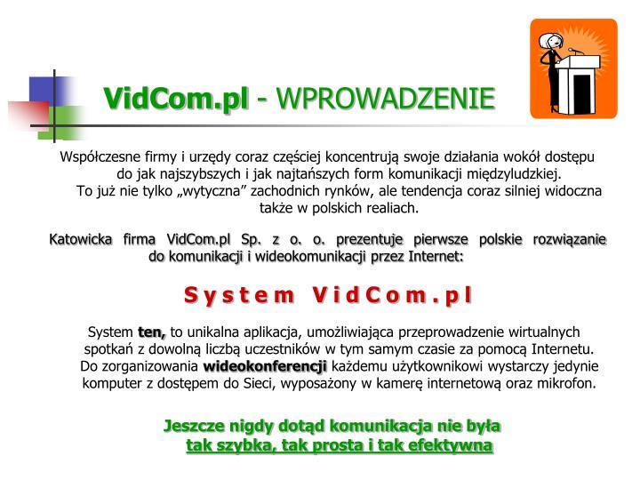 VidCom.pl