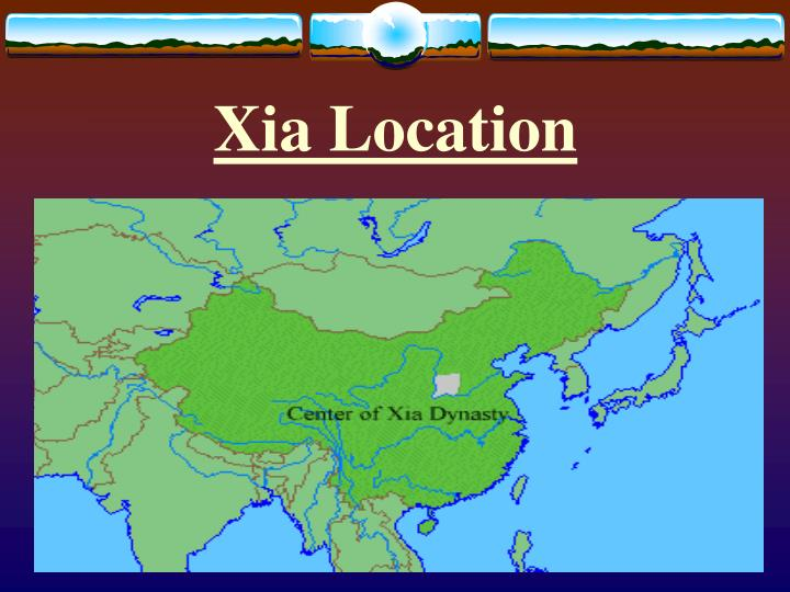 Xia Location