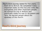 paul s third journey