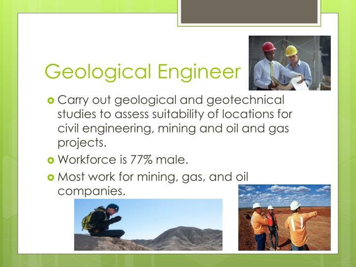Geological Engineer