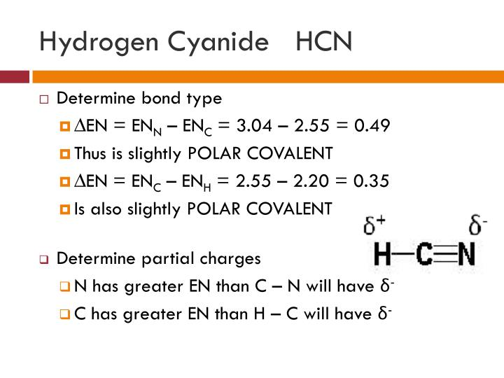 Hydrogen Cyanide   HCN